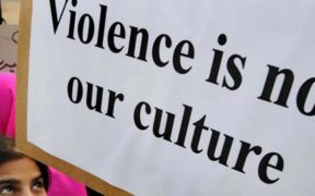 Violence not our culture