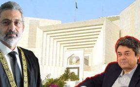 Farogh Naseem Justice Qazi Faez Isa case