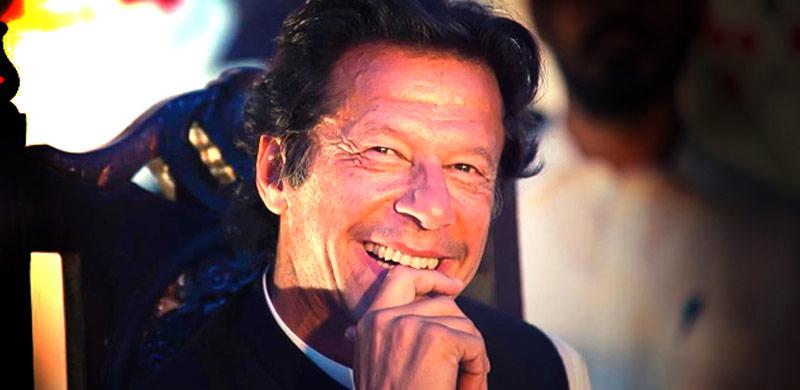 imran khan evil smile