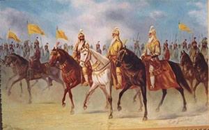 Ranjit-Singh-army