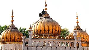 سنہری سجد لاہور
